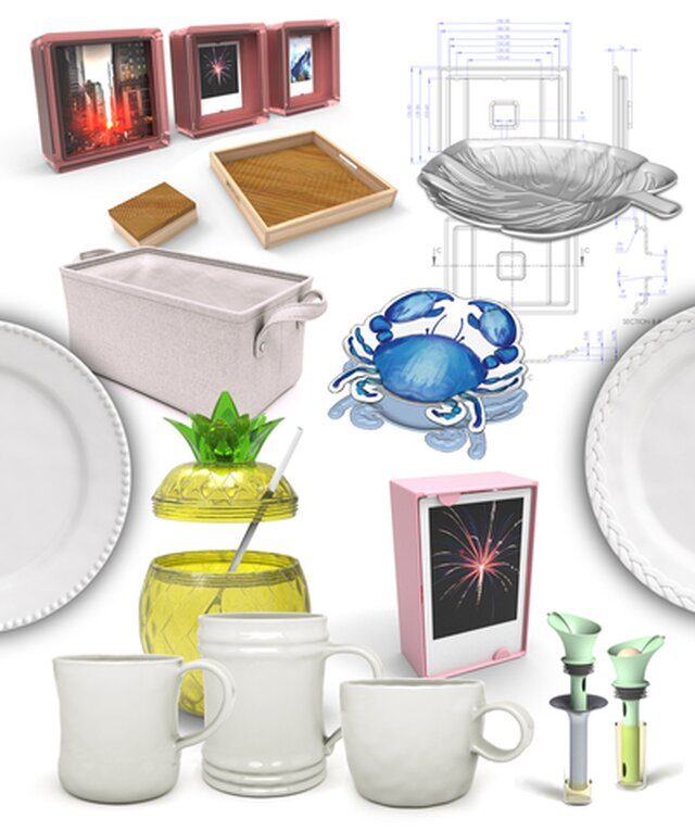 Housewares - Various Products