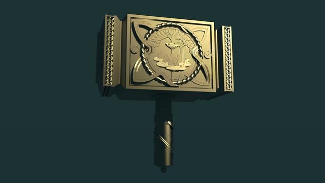 Hammer (Mjolnir)