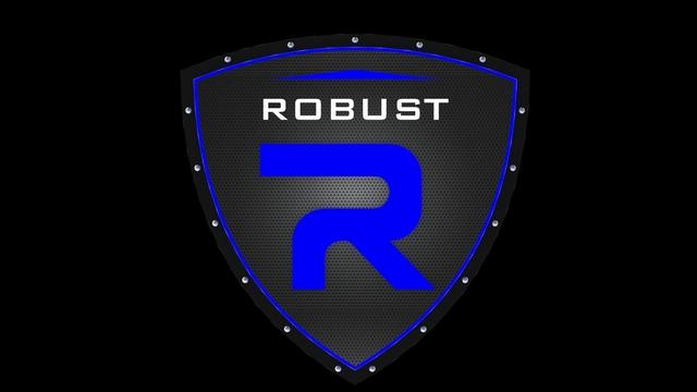 Logo designed for Robust