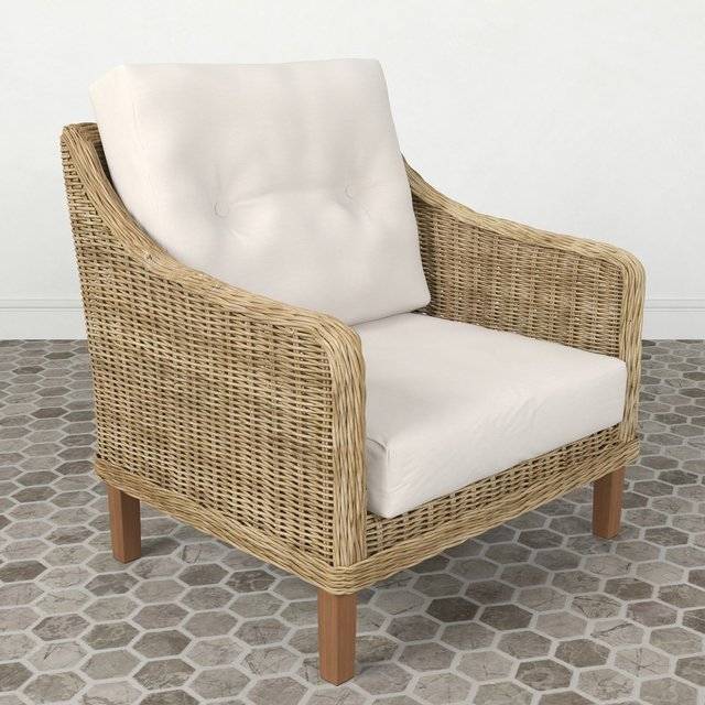 Rattan Patio Furniture Set