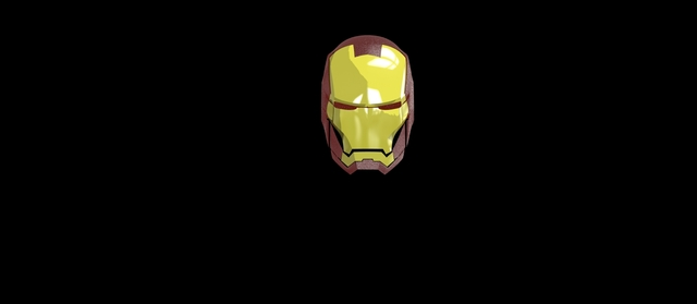 surfacing mask iron man