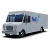 FedEx Office Delivery Step Van