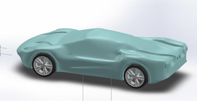 Ford Gt Car Toy
