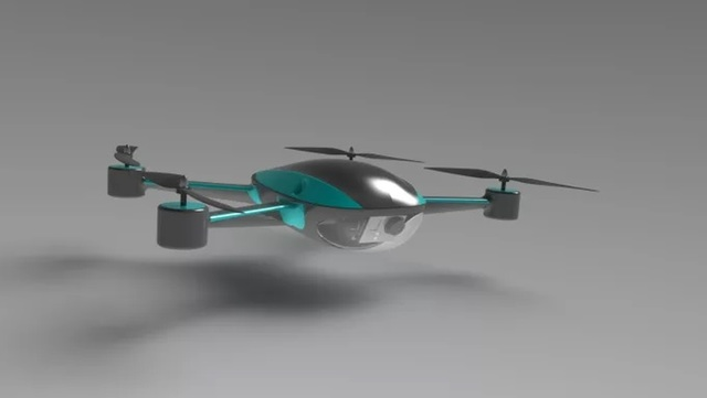 Waterproof Videography drone
