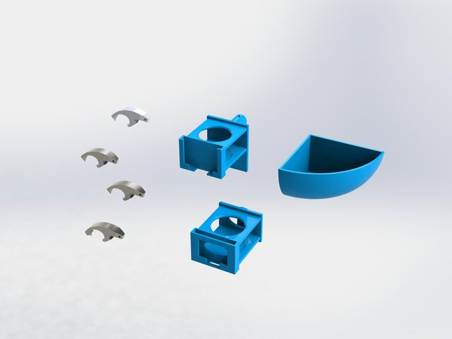 CAD File for 3D Printing for Logo and 3D Printable Item