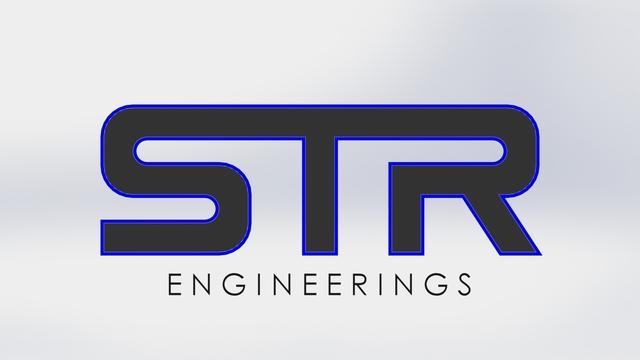 Logo Designed for STR Engineerings