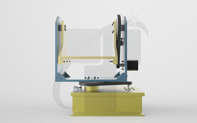 Mechanical Design for Gimble
