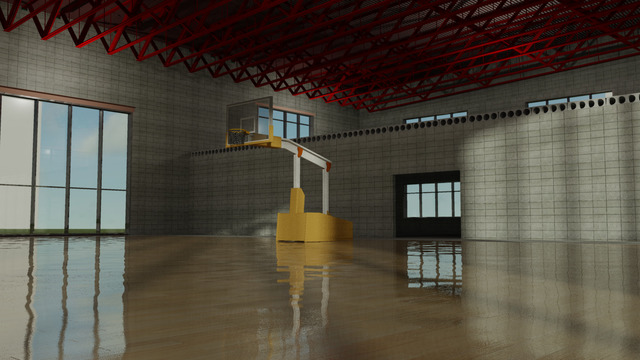 Community Center Conceptual Design - Structural