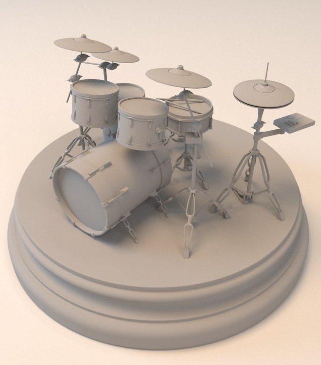 Drum Set 2021