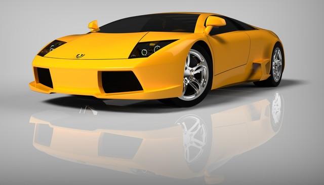 Catia Modeling & Keyshot Render (Lamborghini Murcielago) by Hüseyin EROĞLU
