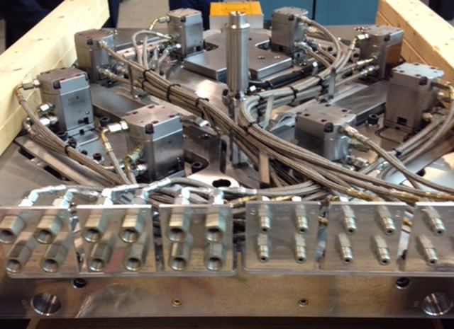 Injection Molding System Design