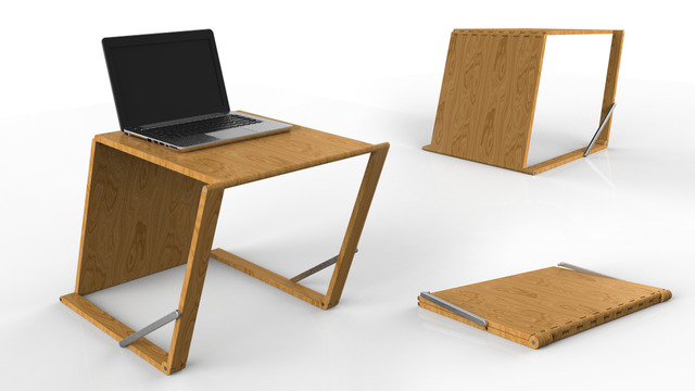 Simple Folding Table