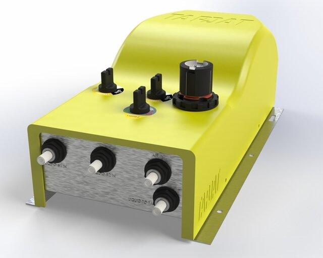 Dispensing System for Beverages on Tap