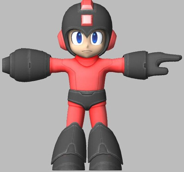 Megaman Mods