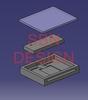 CAD design for fabrication purpose