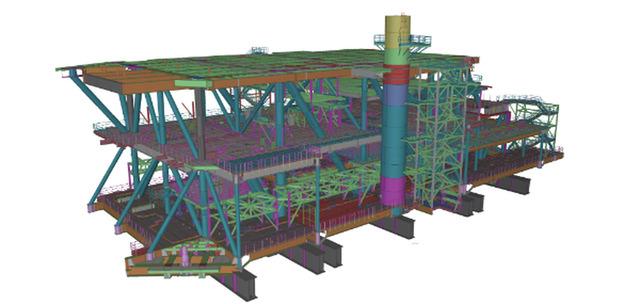 Structure Engineering Service Arizona - Steel Construction Detailing