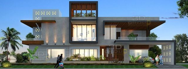 My Revit AND 3DS MAX PROJECT (3D HOUSE MODELING &RENDERING)