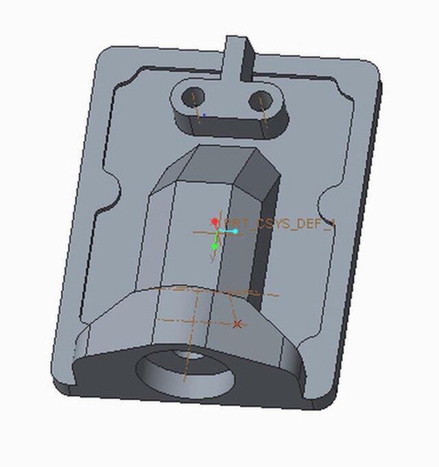 Fuel Pump Battery Bracket