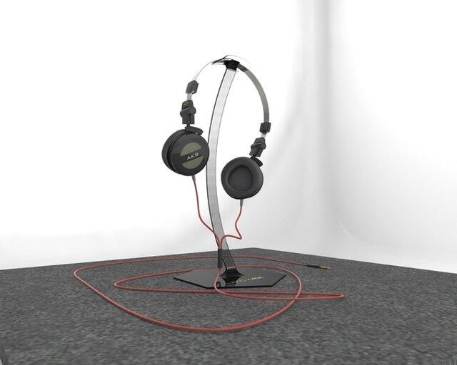 AKG K404 Headphones