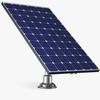 Mono crystalline Solar Panels System