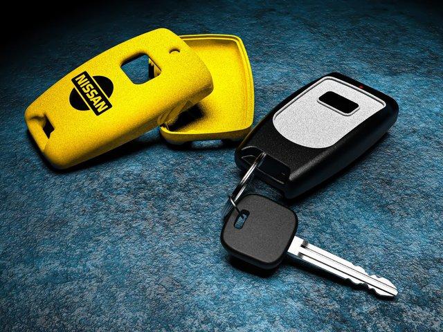 Nissan Keyfob design