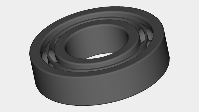 Thrust ball-bearing