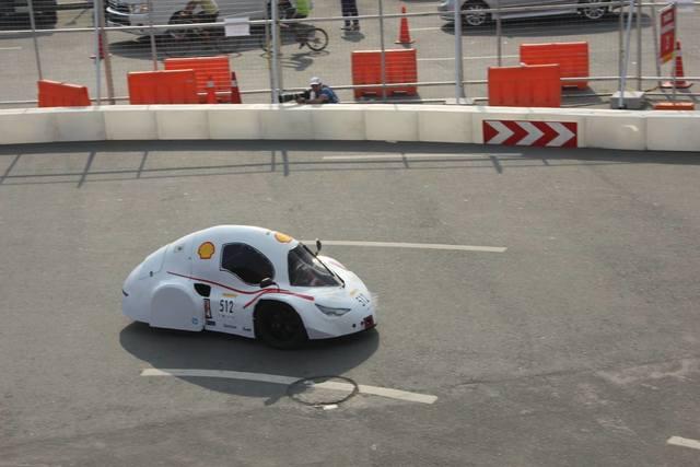 Shell eco marathon 2013