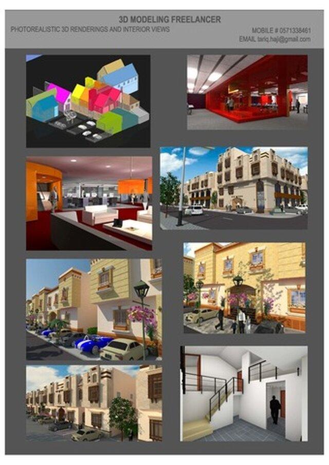 Autodesk Certified CAD, Revit and 3D modeling freelancer