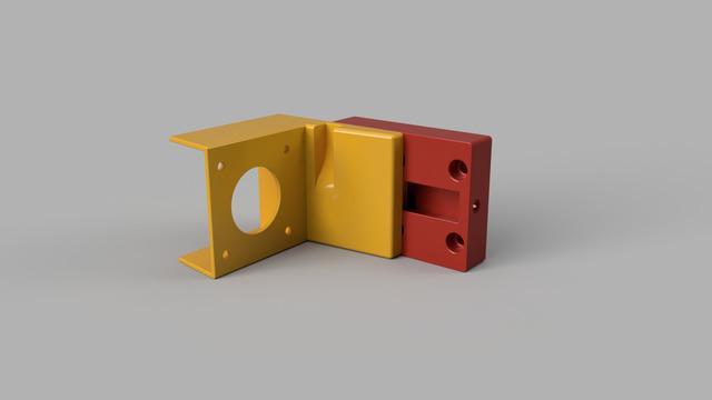 modular tool head mount