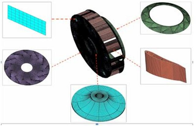 CAD MODELING AND FEA ANALYSIS OF FAN IMPELLER