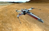 Star Wars X wing plane!
