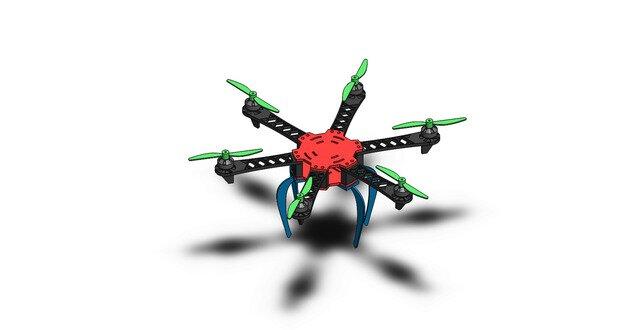 Hexa Drone