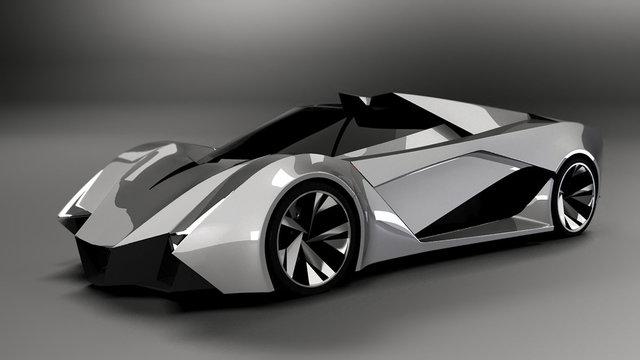 Futuristic concept designing