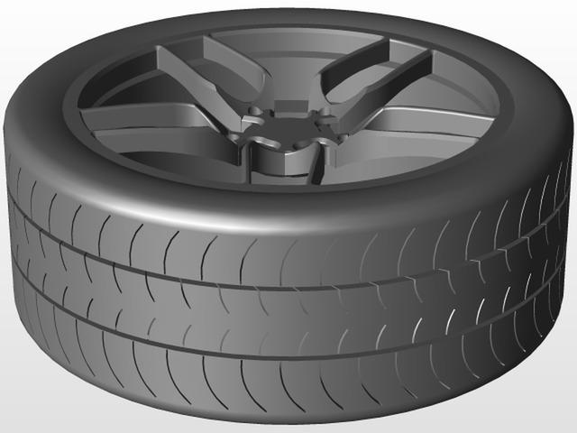 Wheel (CATIA V5)