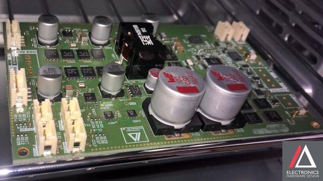2 Channel servodrive + UPS System