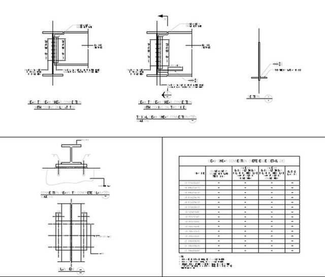 Steel Drafting and detailing