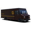 UPS Delivery Step Van