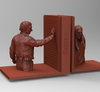 walking dead bookend