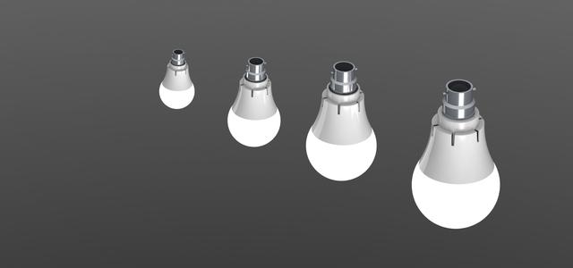 LED Bulb Design