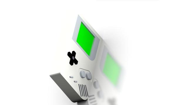 GameBoy Minimalist
