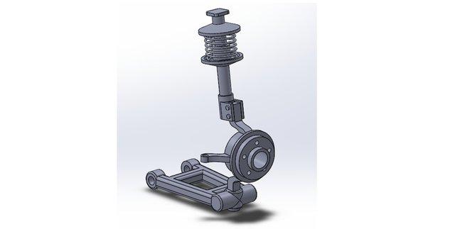 automotive suspension concept