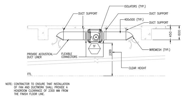 Mechanical HVAC Shop Drawing Details - download free 3D model by szafejr -  Cad Crowd | Hvac Shop Drawing Comments |  | Cad Crowd