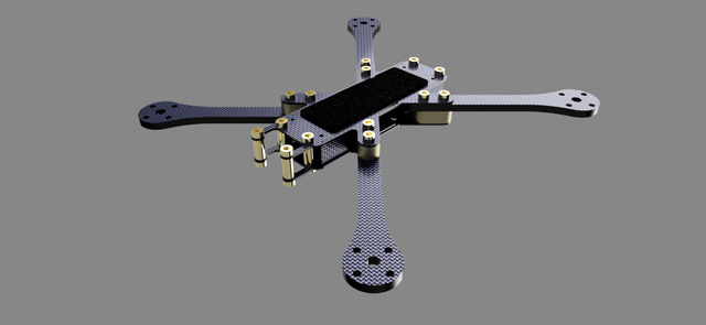 Drone frame