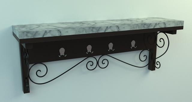 sample 3d renders and models