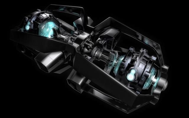 S.F. mechanical part