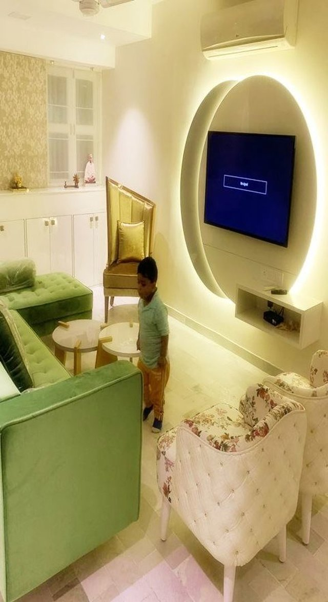 Interior Designer to residential flats in ahmedabad