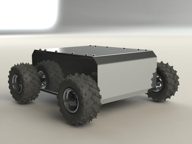 Robonautics' Team Robot