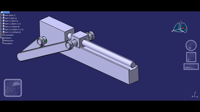 slider crank mechanism