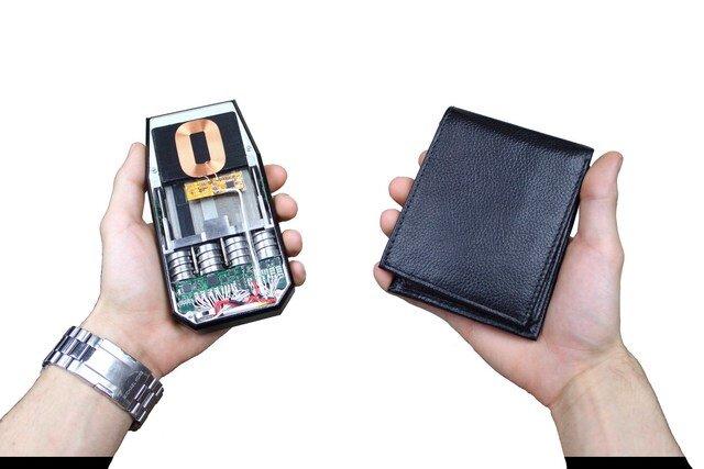 Luxury Robotic Wallet | FULL Development