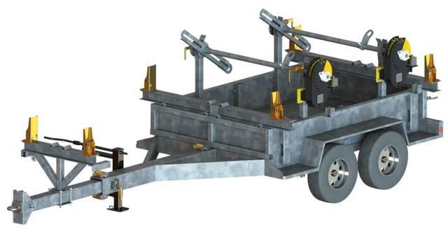 Designs for Reelstrong Utility Fleet